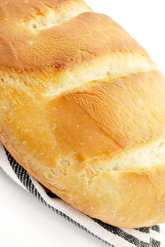 easy basic white bread