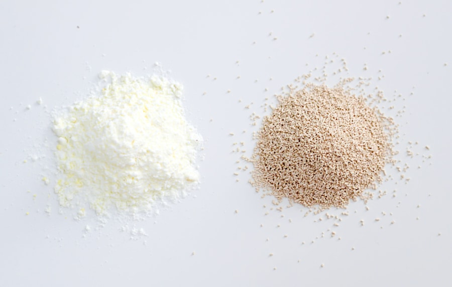 the differences between yeast and baking powder