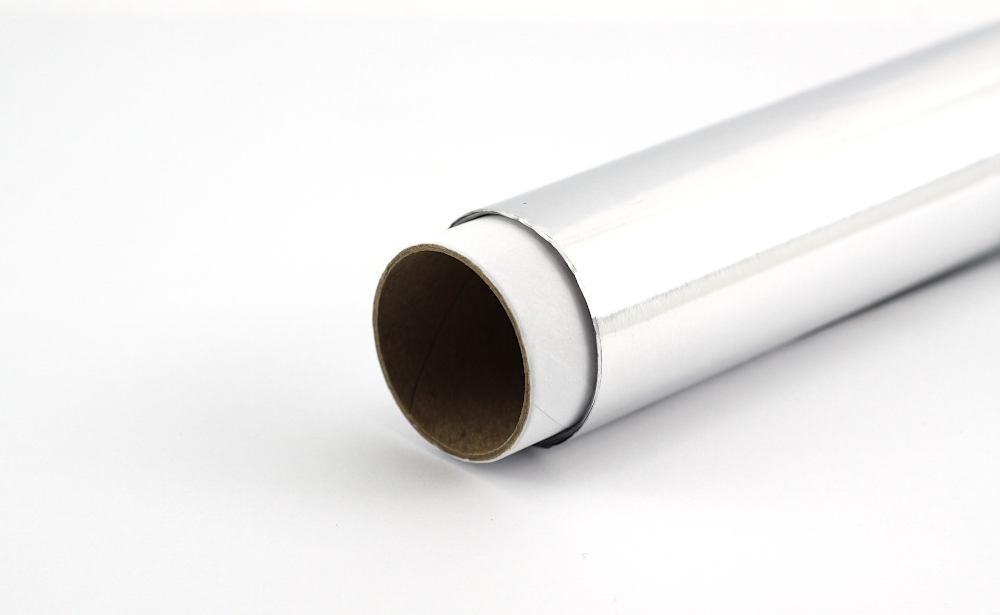 aluminium foil as a wax paper substitute